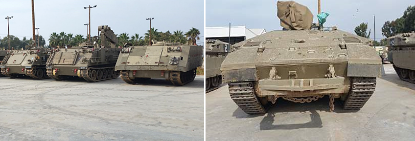 Primekss Ltd extremely durable testing and repair pavement for Israel army tanks PrimXComposite photo 2